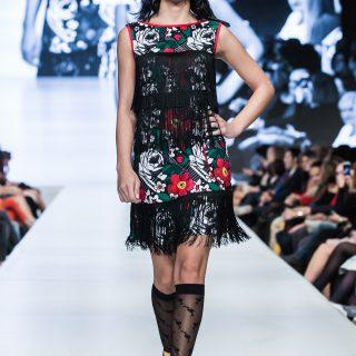 Farkas Franciska nyitotta meg a Romani Design bemutatóját
