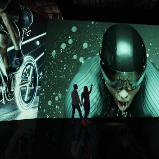 A Bajnok – interaktív sportkiállítás