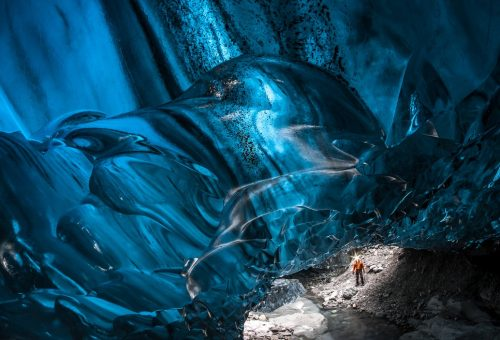 Jégturisták csodálatos fotói