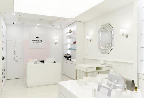 Megnyílt az első Adrienne Feller Store