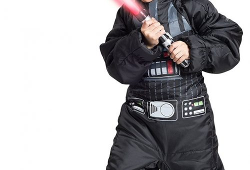 Ezekért a Star Warsos hálózsákokért minden rajongó odáig lesz