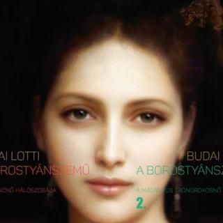 Könyvajánló: Budai Lotti – Borostyánszemű I-II