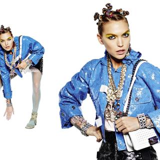 Izgalmas és színes a Chanel tavaszi-nyári kollekciója