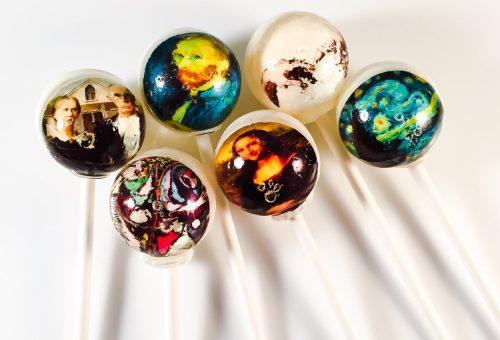 Festői látványt nyújtó nyalókák kifinomult ízlésűeknek