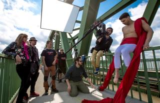 Különleges és látványos cirkuszfilm a hazai mozikban