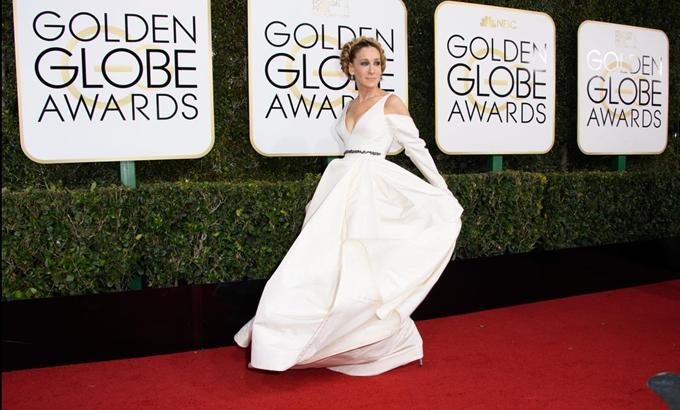 Az 5 legjobban öltözött sztár a Golden Globe-on