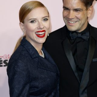 Titokban vált el Scarlett Johansson