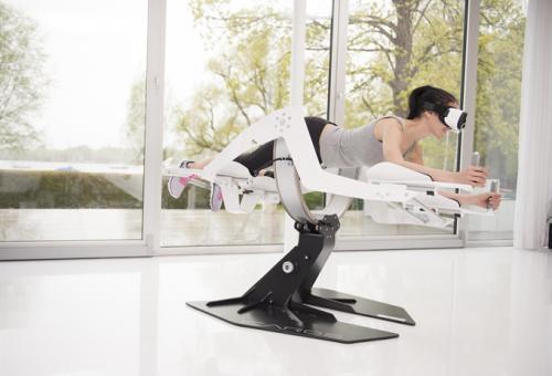 Tökéletes test a jövő fitneszgépével?