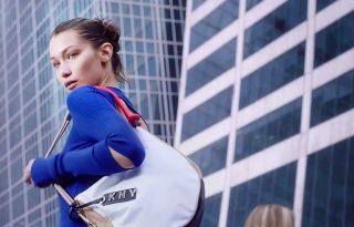 Bella Hadid a Donna Karan New York kampányában