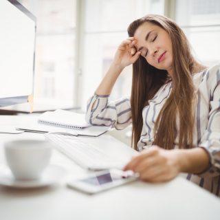 5 alattomos ok, amiért fáradt lehetsz, és nem is tudsz róla