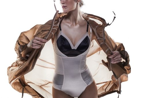 Marie Claire Expressz: Jablonczky Mónika, modell
