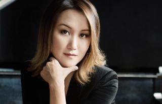Klara Min zongoraművész szólóestet is ad Budapesten