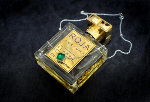 A smaragd románca