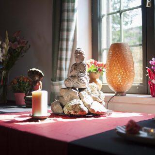 Meditációs tér az otthonodban