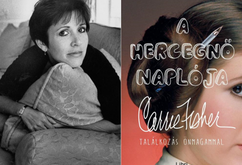 Mi már olvastuk: Carrie Fisher – A hercegnő naplója
