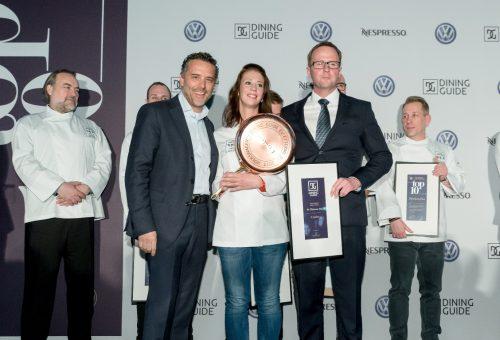 Magyarország legjobb éttermeit díjazták