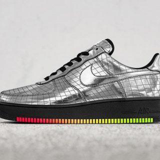Elton John egyedi Nike Air Force 1 PE cipője