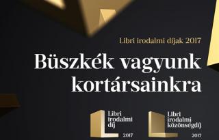 Szavazz a legjobbra – Libri irodalmi díj