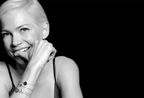 Michelle Williams ismét a Louis Vuitton arca lett