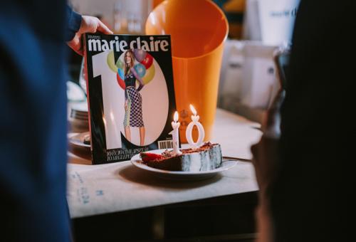 Így ünnepeltünk mi – 10 éves a Marie Claire