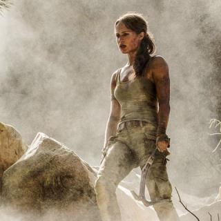 Alicia Vikander Lara Croftja már most elképesztően vagány