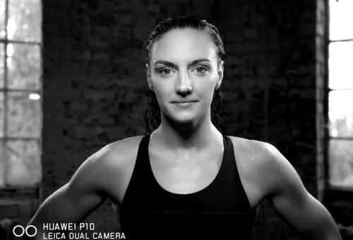 Hosszú Katinka lett a Huawei magyarországi arca