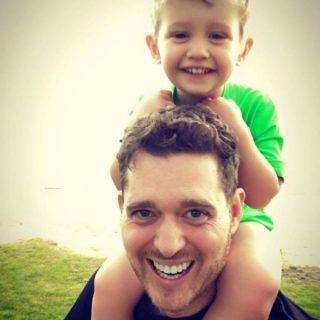 Michael Bublé kisfia meggyógyult