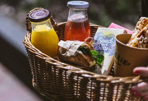 Izgalmas piknik a városban