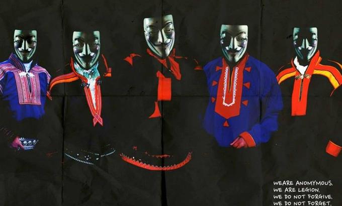 Politika művészeti köntösben – a számi fiatalok kultúrája
