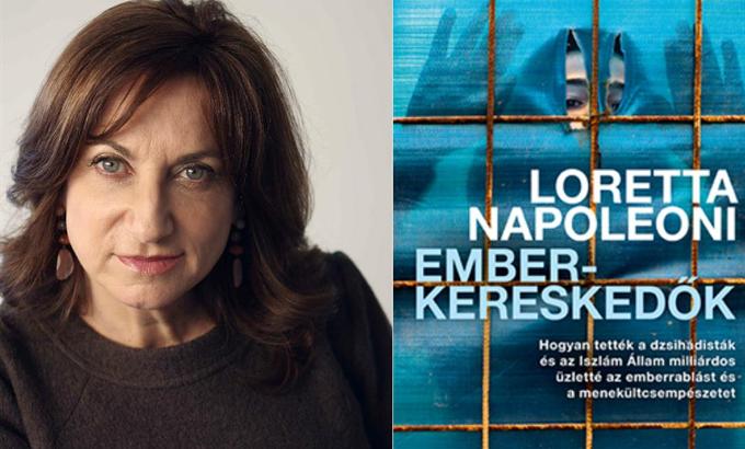 Mi már olvastuk: Loretta Napoleoni – Emberkereskedők