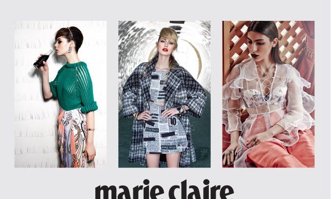 Marie Claire divatfotó-kiállítás a hétvégén