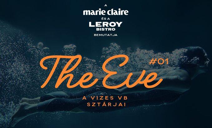 Gyertek velünk beszélgetni: The Eve – a vizes vb sztárjai