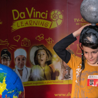 Gyereknapi program – Da Vinci Learning