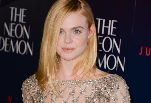 Elle Fanning, a szende szépség a L'Oréal legújabb arca