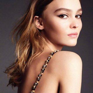 Lily-Rose Depp megint a Chanel arca