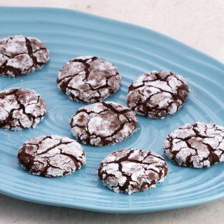 Lisztmentes csokoládés keksz a sztárcukrász Anna Olsontól