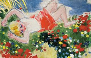 Magyar festőóriások a Virág Judit Galéria tavaszi aukcióján