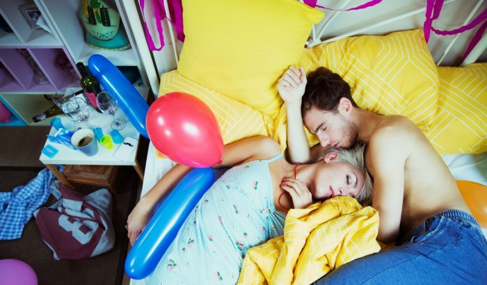 Ezt csinálják a boldog párok elalvás előtt