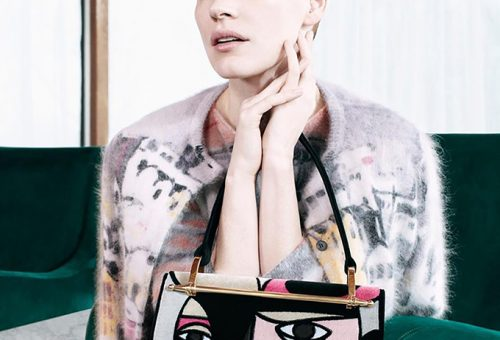 Jessica Chastain egyszerre klasszikus díva és irtó vagány az új Prada kampányban