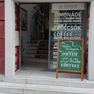 Kávét kérnénk, egy kis extrával!