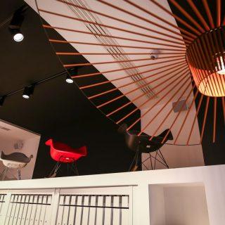 Új dizájnüzlet és találkozási pont a pesti belvárosban