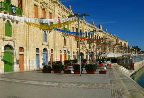 Valletta: egy kis hétvégi kikapcsolódás
