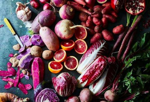 Szuperegészségesek a lila színű alapanyagok