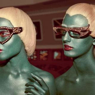 Retro-futurista világba kalauzol az új Gucci