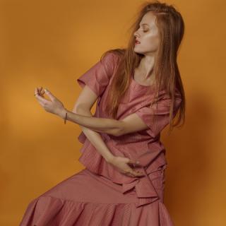 A DAIGE újabb múzsája: Jurák Bettina kortárs táncos
