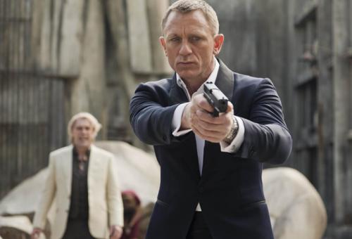 Daniel Craig újra James Bond lesz!