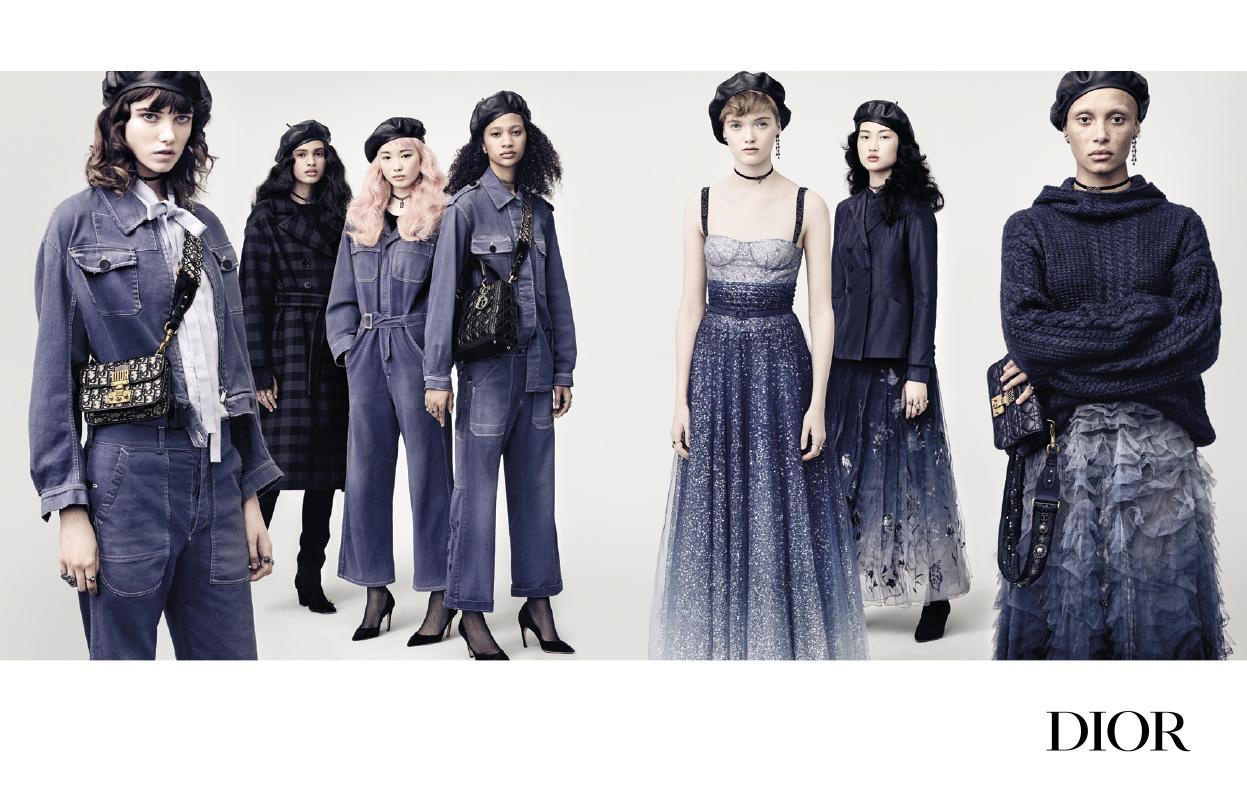 6a275e6463 Sötét sikk a Dior legújabb kollekciójában | Marie Claire