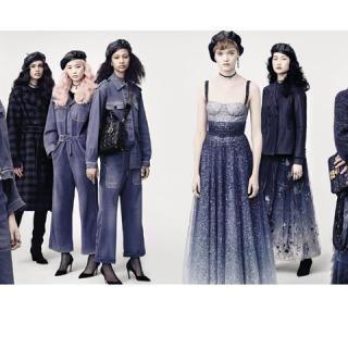 Sötét sikk a Dior legújabb kollekciójában