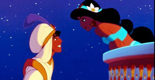 Itt az első teaser az élőszereplős Aladdinhoz