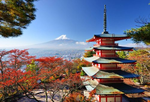 Momiji: Misztikum és a természet tisztelete